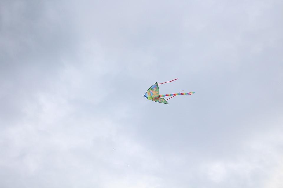Kite, Sky, Color