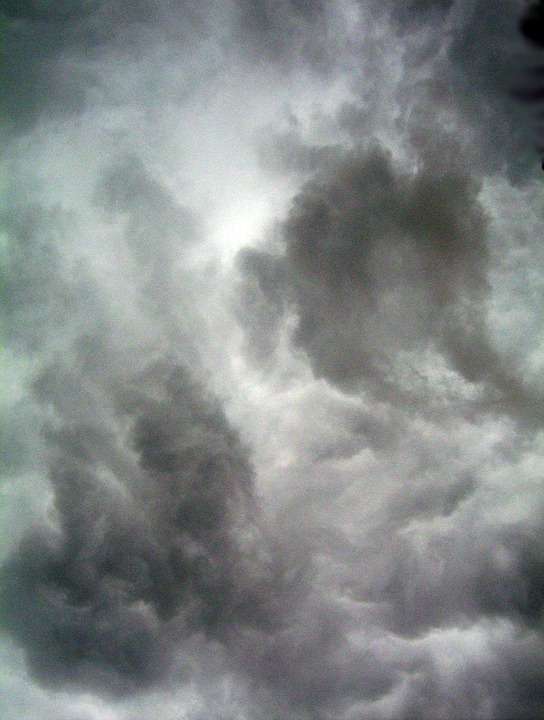 Dark, Clouds, Sky, Dramatic, Light, Weather, Storm
