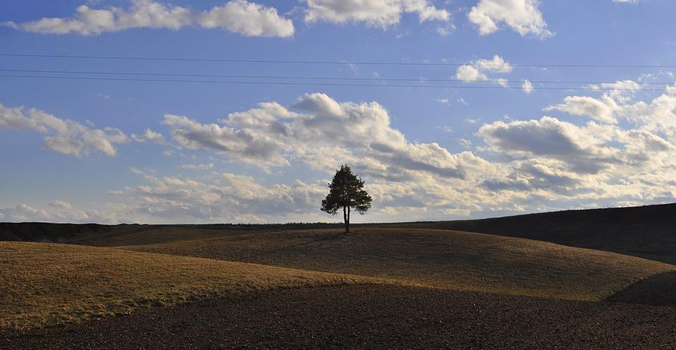 Panoramic, Sky, Landscape, Desert, Nature, Cloud