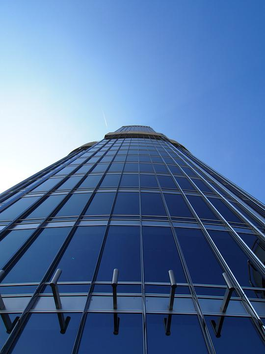 Free Photo Sky Dubai Company Modern Glass Architecture Max Pixel