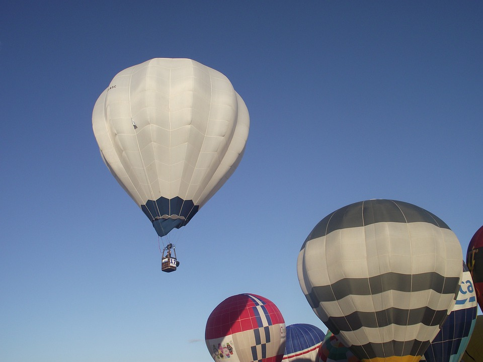 Balloons, Hot Air Ballooning, Sky, Flight, Balloon, Sol