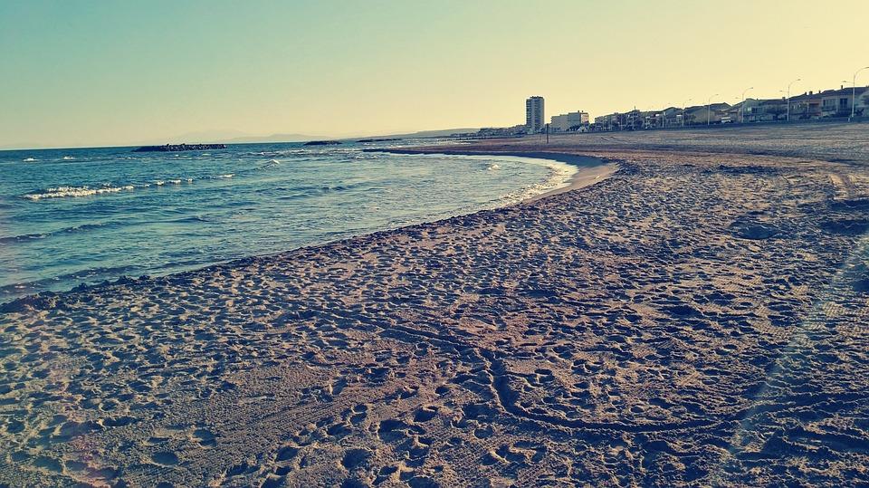 France, Beach, Cloud, Sky, Water, Summer, Sea, Travel