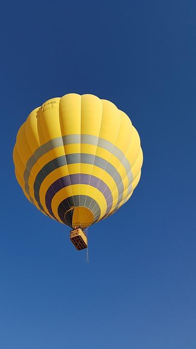 Balloon, Air, Sky, Parachute, Hot-air Balloon