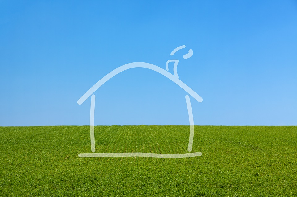 House, Project, Grass, Sky, Mortgage, Property