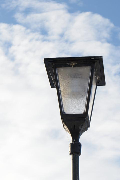 Lantern, Sky, Individually, Street Lamp, Street Light