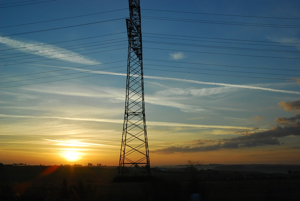 Sky, Energy, Electricity, Performance, Sunset, Industry