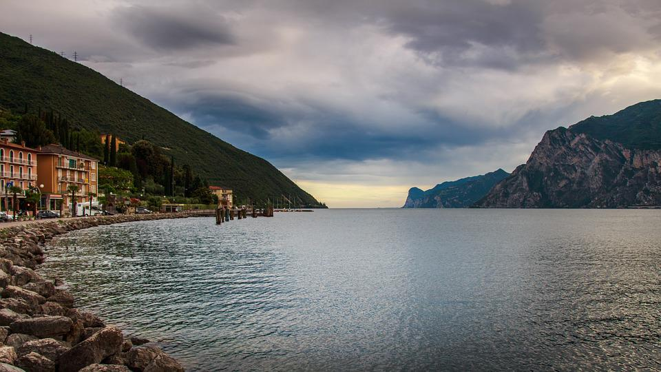 Garda, Italy, Sky, Vacations, View, Tourism, Lombardy