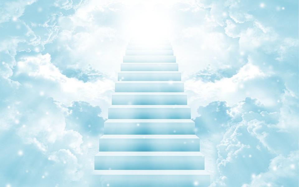 Jesus, God, Holy Spirit, Bible, Gospel, Heaven, Sky