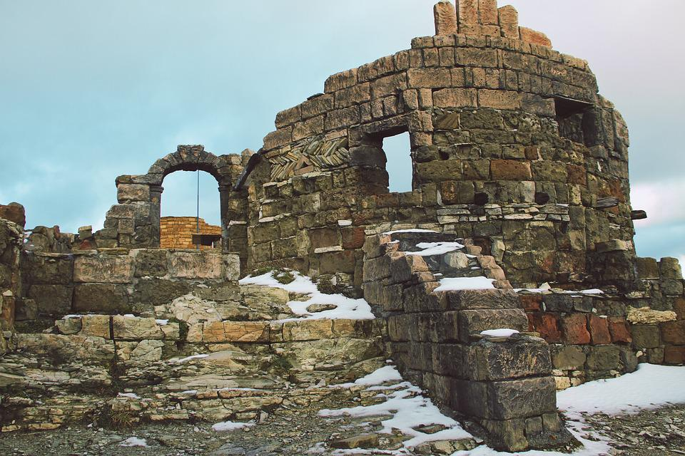 Fortress, Journey, Architecture, Old, Sky, Historical
