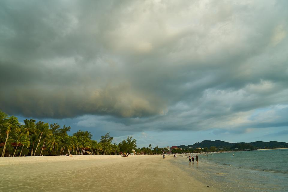 Landscape, Asian, Malaysia, Great, Beautiful, Sky