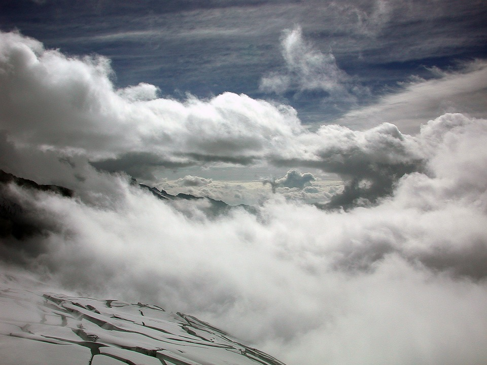 Sky, Cloud, Landscape, Nature, Storm, Cloudscape