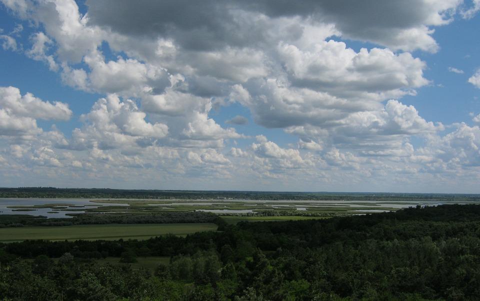 Clouds, Sky, Weather, Landscape