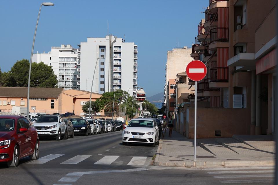 Majorca, Beach, City, Lapalma, Nature, Summer, Sky