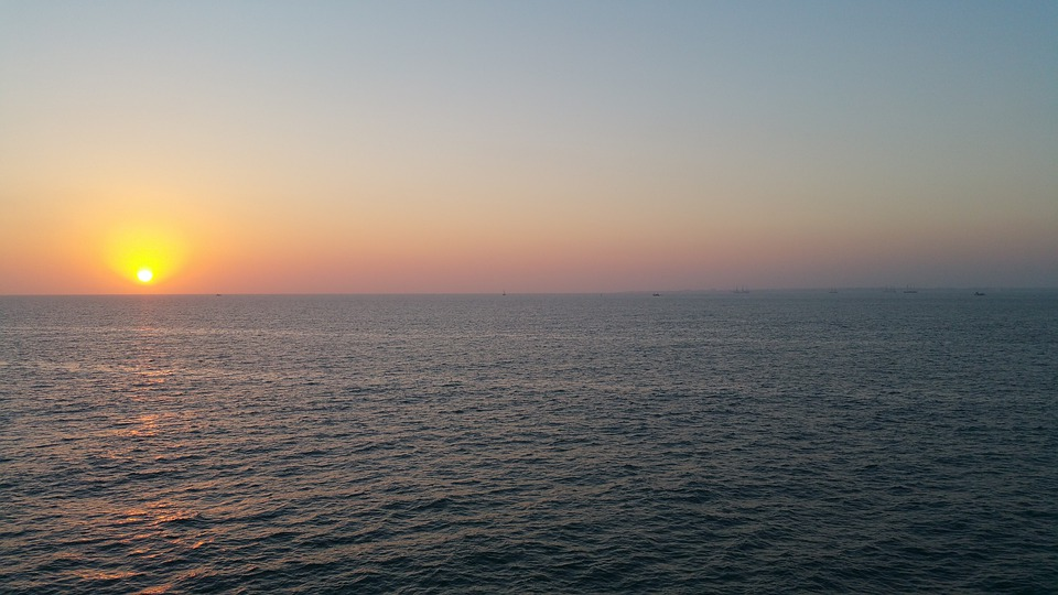 Sunset, Sky, Landscape, Nature, Light, Sun, Horizon