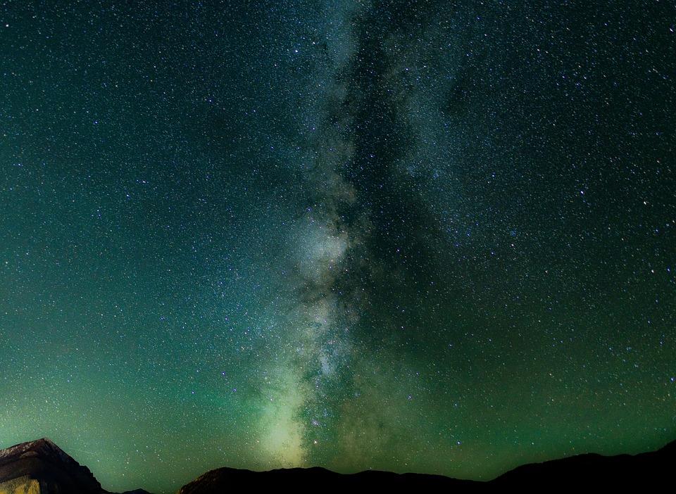 Stars, Sky, Milky Way, Galaxy, Starry Sky, Starry Night