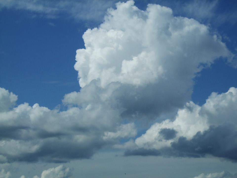 Clouds, Sky, Mood