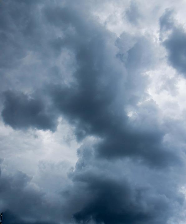 Clouds, Sky, Gloomy, Dark Clouds, Mood