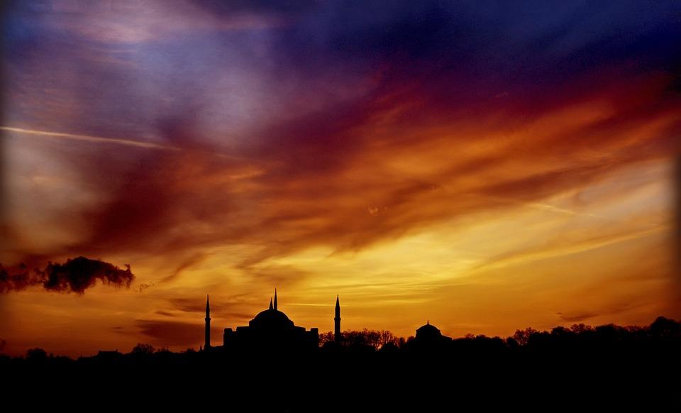 Mosque, Sky, Holy, Islam, Istanbul