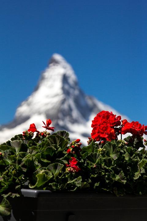 Mountain, Sky, Landscape, Nature, Blue Sky, Mountains