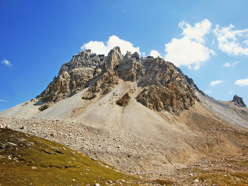 Mountain, Nature, Landscape, Sky, Travel