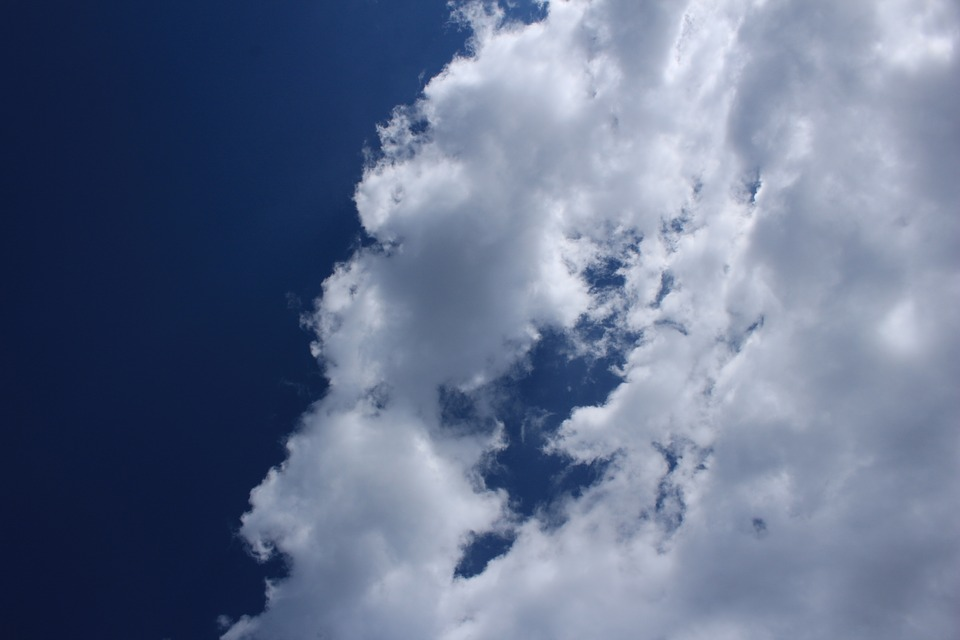 Clouds, Sky, Blue, Clouds Form, Sunny, Nature
