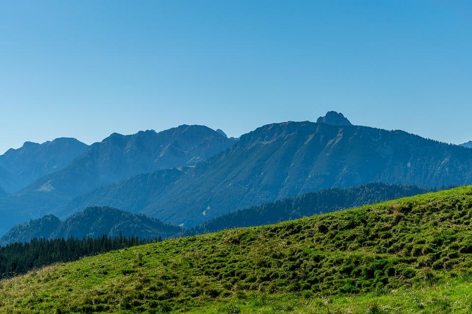 Alpine, Nature, Hiking, Mountains, Landscape, Sky