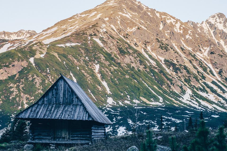 Mountain, Nature, Travel, Landscape, Snow, Sky