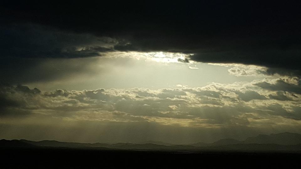 Nature, Panoramic, Sky, Landscape, Sun