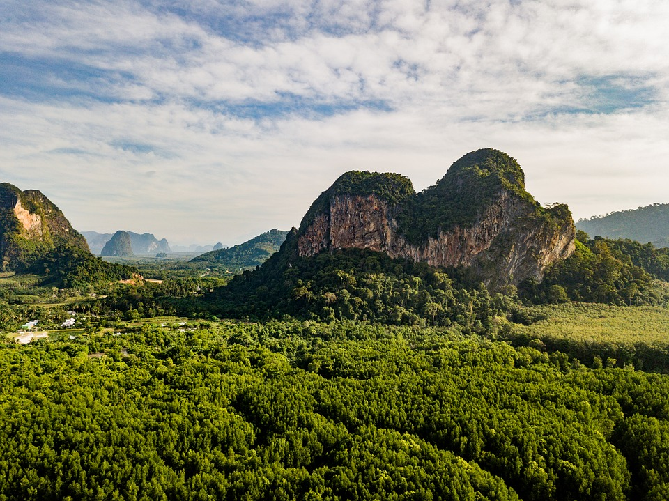 Panoramic, Landscape, Nature, Travel, Sky, Mountain