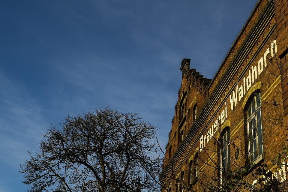 Building, Tree, Sky, Old, Architecture, Nature, Retro