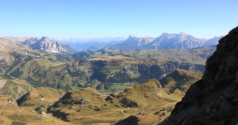 Mountain, Landscape, Nature, Panorama, Sky, Travel