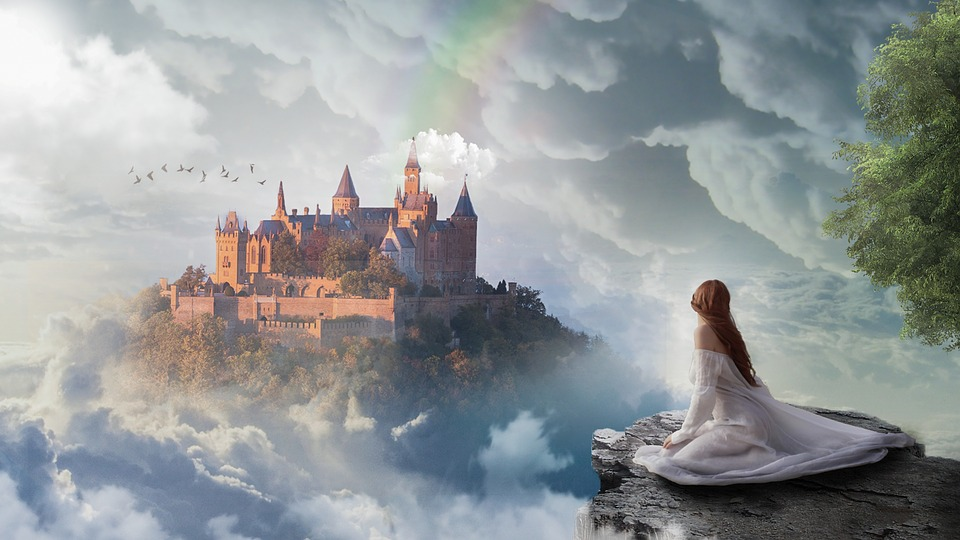 Water, Sky, Panoramic, Outdoors, Nature, Travel, Dawn