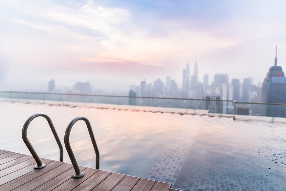 Water, Outdoors, Sky, Travel, Panoramic, Architecture