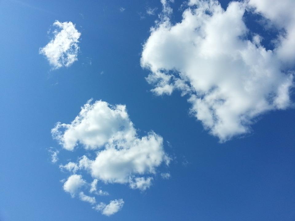 Sky, Cloud, No Limit, Unlimited, Purity, Vast, Infinite