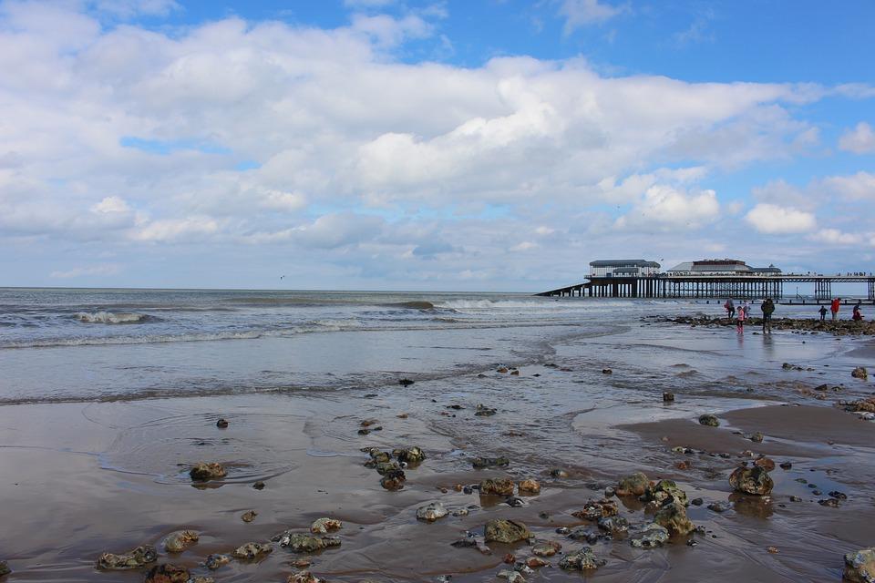 Water, Sea, Beach, Seashore, Sky