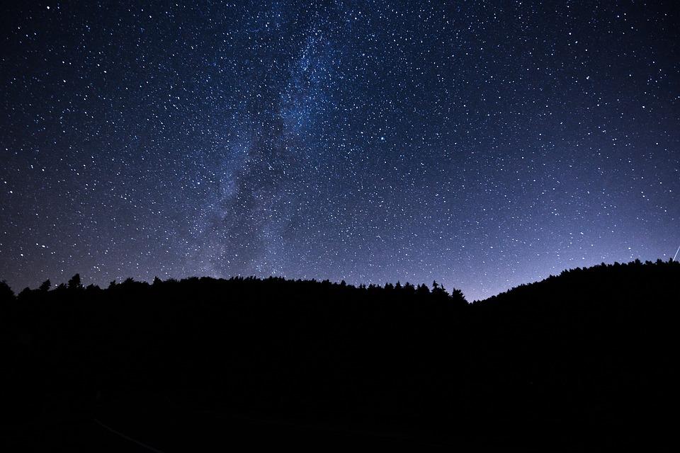 Space, Milky Way, Star, Cosmos, Night, Universe, Sky