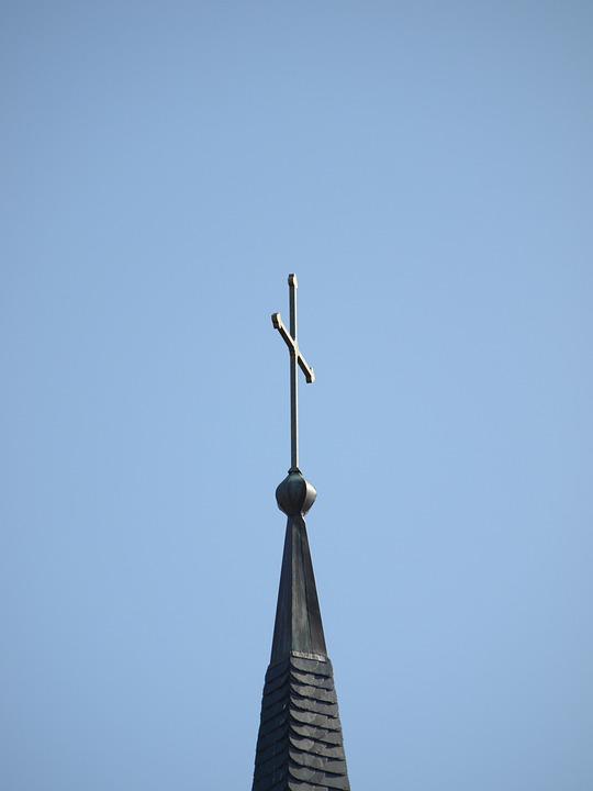 Steeple, Great, Sky, Tower