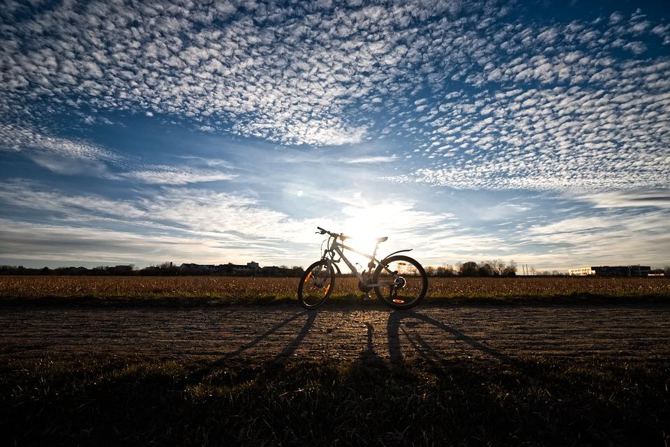 Nature, Sun, Clouds, Blue, Landscape, Sky, Mood