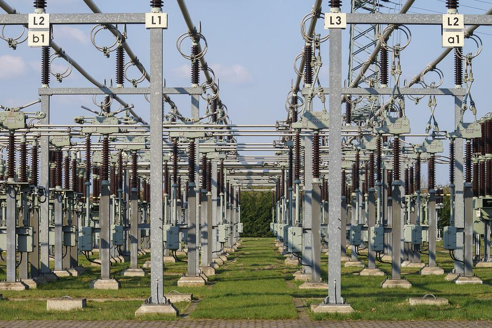 Industry, Performance, Sky, Technology, Electricity