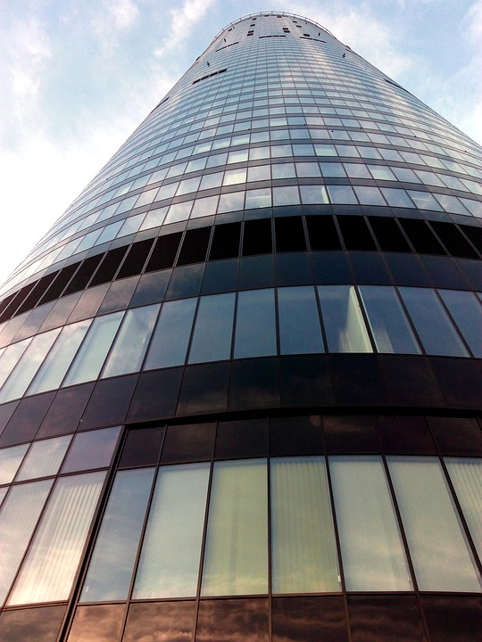 Tower, Building, Sky, Skyscraper, Sky Tower, Wroclaw