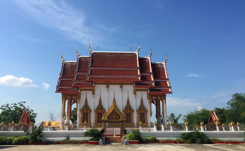 Architecture, Travel, Sky, Temple, Religion, Building