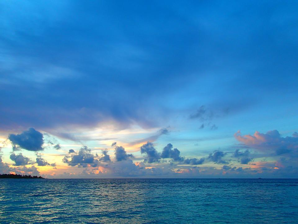Free photo Water Sand View Blue Ocean Nature Sea Aerial - Max Pixel
