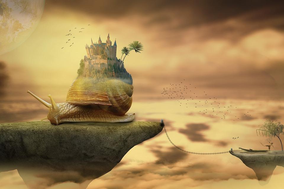Waters, Travel, Sunset, Sea, Dawn, Nature, Sky, Ocean