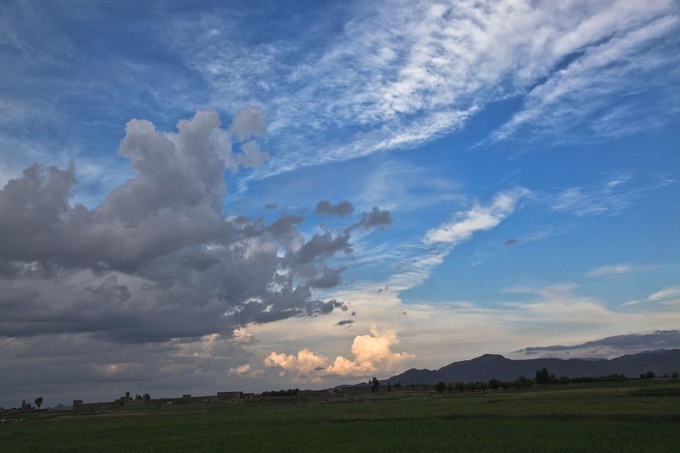 Cirrus Clouds, Sky, Clouds, Blue, Weather, Cirrus