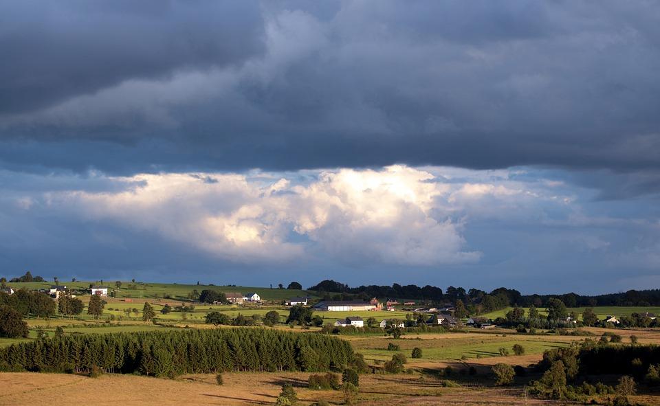 Weather, Weather Mood, Clouds, Gewitterstimmung, Sky