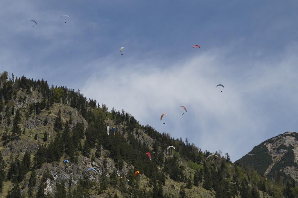 Parachute, Parachutist, Skydiving, Championship