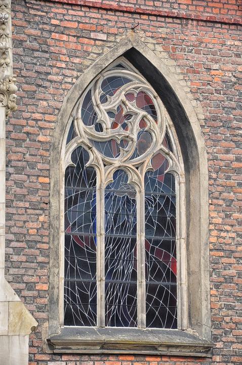 Minor Basilica, Skylight, Window, Stained Glass Window