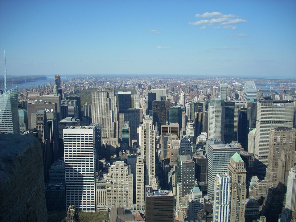 Manhattan, New York City, Skyline
