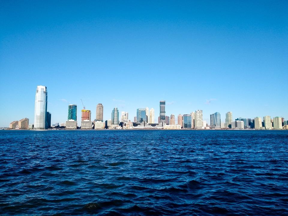 Architecture, Sky, Waters, Skyline, City