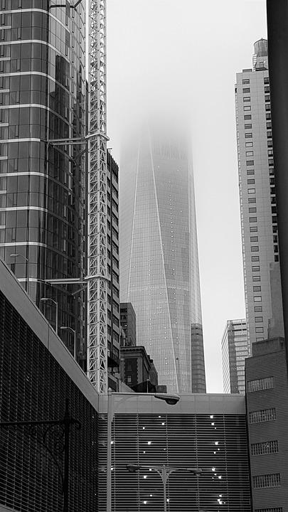 Freedom Tower, Nyc, Skyscraper, Cityscape, Architecture